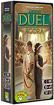 7 Wonder Duel - Agora Expansion (English Version) A board game by Repo Production from Antoine Bauza