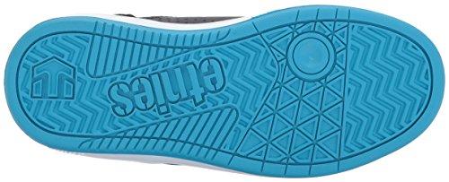 etnies EtniesKids Marana - Zapatillas de Skateboard Unisex Niños Azul (Navy/black)