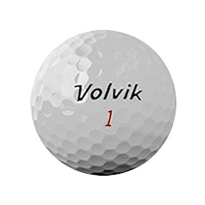 Volvik Magma Golf Balls White
