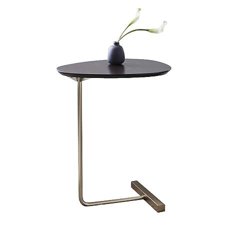 Amazon.com: TYUIO - Mesa de cóctel cuadrada - Mesa de café ...