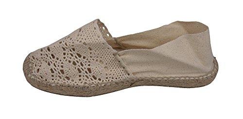 Alpargatus Espadrille Crochet Greggio
