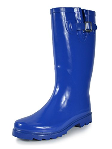 boots for rain for women size 5 - 3