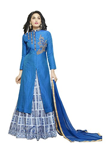 delisa Ready made Designer Lehenga Suit Bollywood Dress Indian AS-2470 (L-42)