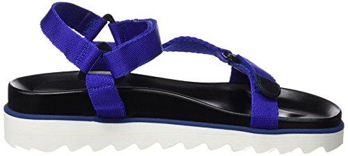 SIXTY SEVEN Damen 77402 Kleid-Schuhe Multicolor (Azul/Negro)