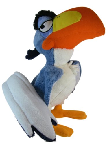Disney The Lion King - Zazu the Hornbill Bird - 11inch Plush