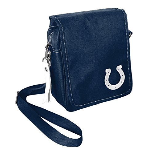 NFL Indianapolis Colts Ribbon Satchel Purse