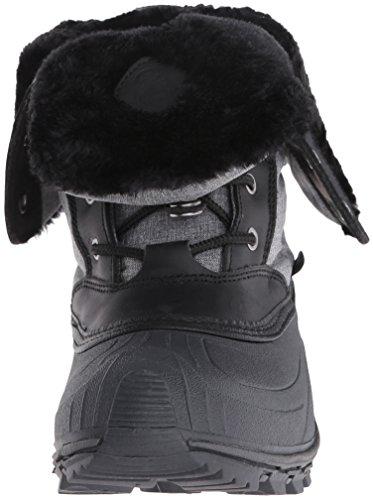 Dames Kamik Chaussures Dhiver Harper Gris / Noir