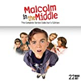 Malcolm in the Middle - Complete Series - 22-DVD Box Set & Bonus T-Shirt ( Malcolm in the Middle - Seasons 1-7 (One to Seven) ) [ NON-USA FORMAT, PAL, Reg.4 Import - Australia ]