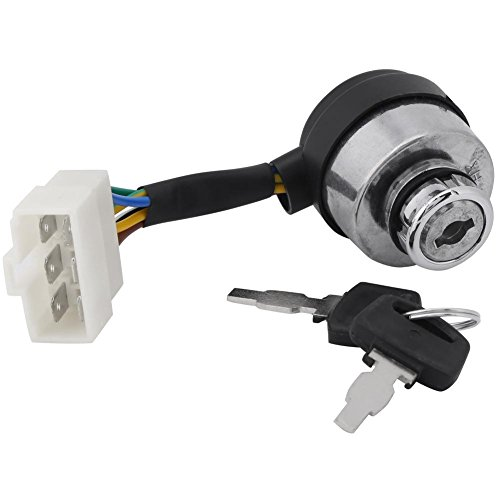 6 wire generator ignition switch - 1