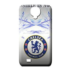 samsung galaxy s4 cell phone carrying cases Shockproof Shock Absorbing Protective Stylish Cases best football club of england chelsea