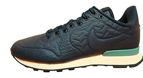 superior quality bb307 5983d Galleon - Nike Womens Internationalist JCRD Winter Trainers 859544 Sneakers  Shoes (US 9, Metallic Dark Sea Midnight Turquoise 901)