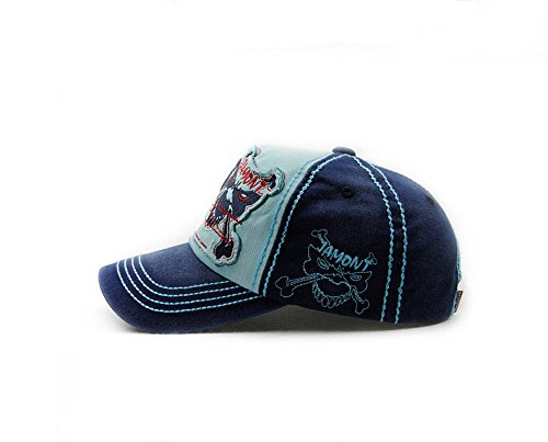 Amazon.com : Gorras Beisbol Planas Snapback Caps Wolf Bone Baseball Cap Golf Hats For Men Women Casquette Hip Hop Boys Homme Driver Sun Hat (Number 6 Navy ...