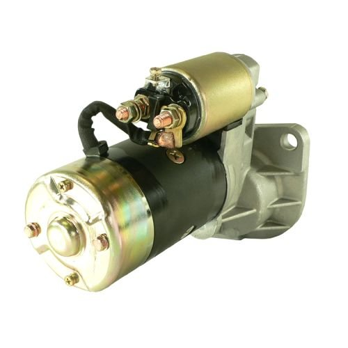 Db Electrical Shi0179 Starter For Carrier Transicold Various Models All Years W Isuzu 2.2 Di, Thermo King 1996-On W Yanmar Diesel Engine, Kubota Tractor, Excavator 17 22 32 Hp