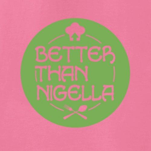 Mejor Que Nigella–para mujer T-Shirt–�?4colores Azalea