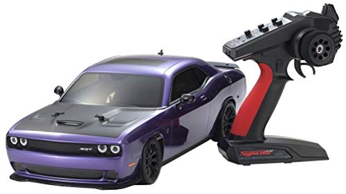 Kyosho Fazer Mk2 Dodge Hellcat