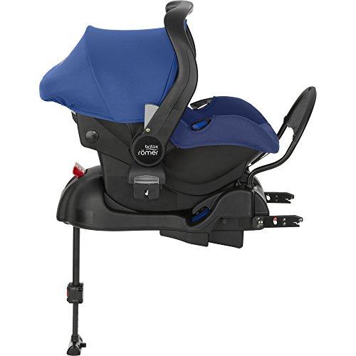 Britax Römer Bundle Babyschale PRIMO plus Base, Geburt - 13 kg, Kollektion 2016, Ocean Blue