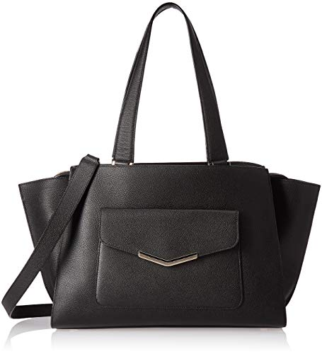 (Time's Arrow Women's Chloe Tote Bowery Black)
