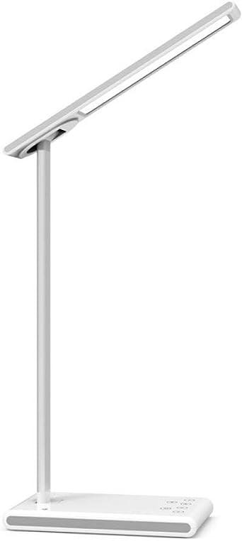 Lámparas de escritorio Lámpara Escritorio LED Lámpara De Mesa De ...