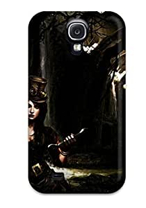 Durable Defender Case For Galaxy S4 Tpu Cover(ruins) by icecream design