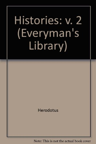 Histories of Horodotus