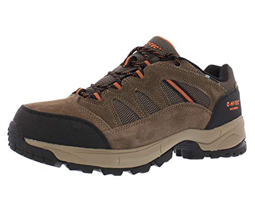 Hi-Tec Mens Ridge Low Waterproof, Brown, 12M ()