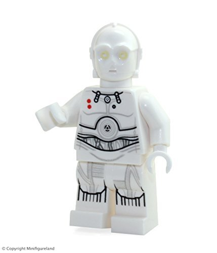 LEGO Star Wars MiniFigure - K-3PO (From Hoth Set 75098) -