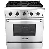 Thor kitchen 30 Pro-Style Gas Range, Stainless Steel