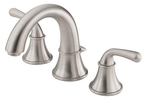 Danze D304056BN Bannockburn Two Handle Widespread Lavatory Faucet ...