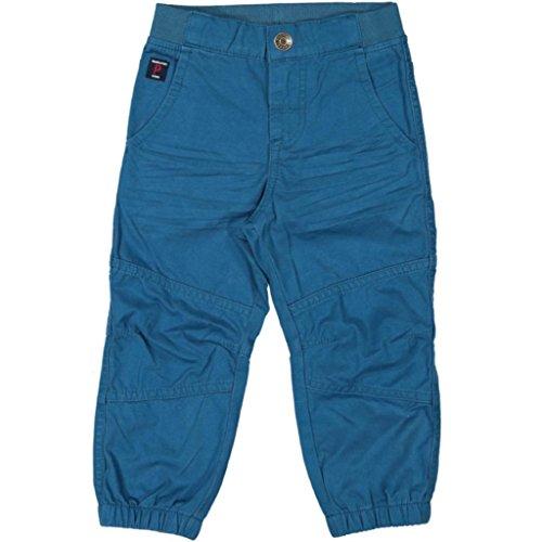 Toddler Carpenter Jean - Polarn O. Pyret Colored Carpenter Pants (Baby) - 1-1.5 Years/Lyons Blue