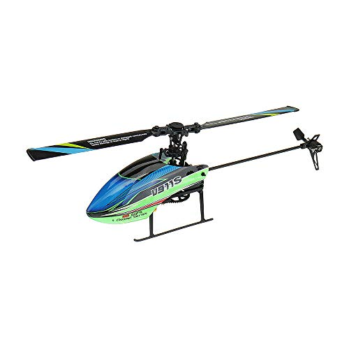 SZBYKJ WLtoys V911S 2.4G 4CH 6-Aixs Gyro Flybarless RC Helicopter BNF Without Romote Control
