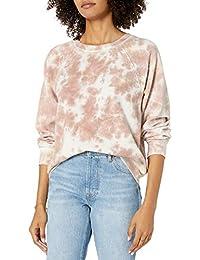 Women's Caroline Raglan Long-Sleeve Fleece Sweatshirt