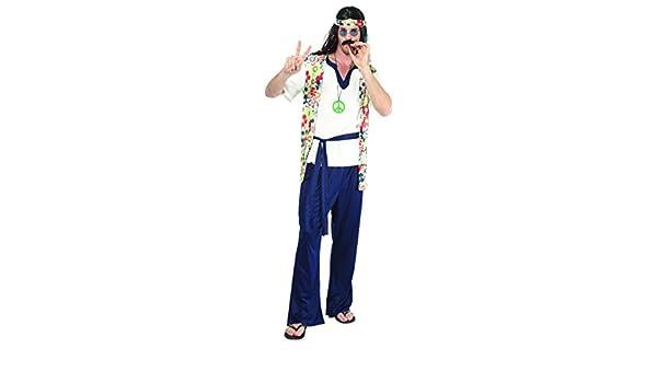 Reír Y Confeti - Fichip008 - Para adultos traje - Hippie ...