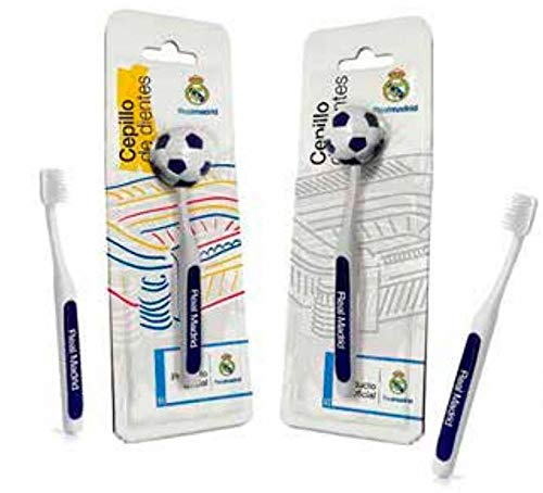 Real Madrid Blister Cepillo Dientes