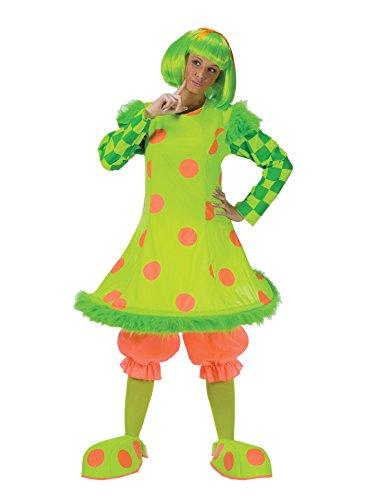 GTH W (Plus Size Womens Clown Costumes)