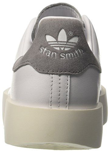 Fitness W 000 ftwbla Blanc Femme Chaussures ftwbla gritre Stan Adidas Bold Smith De RTnwtTY4q