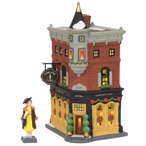 Department56 Department 56 6002290 City, Welcoming Christmas (Department 56 Christmas In The City Display Ideas)