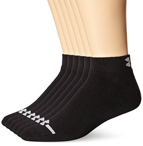 Under Armour Men's Charged Cotton Low Cut Socks
