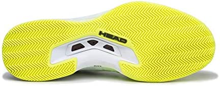 Head Sprint Pro 3.0 SANYO Blanco Amarillo 273080: Amazon.es ...