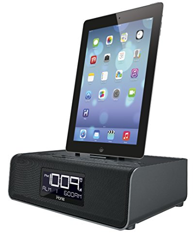 Stereo with USB Charge/Play Black