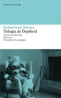 Ómnibus: Trilogía de Deptford par Davies