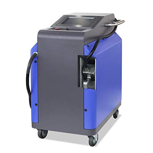 Reaying 50W Metal and Non-Metal Surface Laser Cleaner Oil Cleaner Dust Cleaning Machine