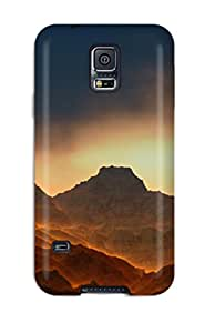 Theodore J. Smith's Shop High Quality Valley Burn Tpu Case For Galaxy S5