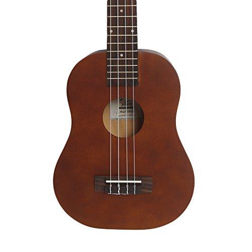Lovinland 26'' Wooden Ukulele Hawaiian Ukulele Beginner Guitar Toys Rosewood Fingerboard with Bag by Lovinland (Image #5)