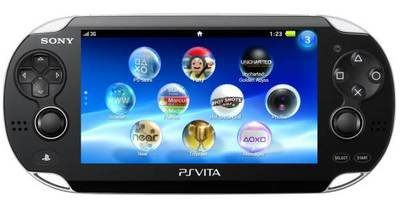 Japanese Sony PS Vita PlayStation Japan Wi‐Fi 3G First limited PCH-1100 AA01