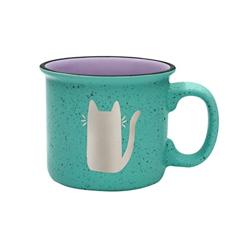 About Face Designs Cat Design Mug 13.5OZ (Cat Face Design)