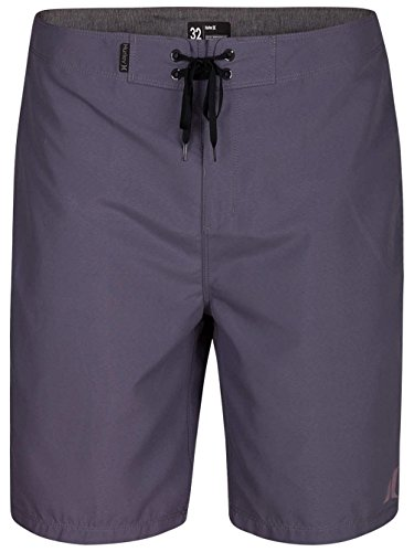 """Hurley Men's One & Only 2.0 21"""" Boardshorts Light Carbon 38"""
