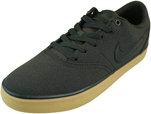 Nike Sb Check Solar Cnvs Unisex Adult S Fitness Fitness Shoes Multicolour Velvet Brown Black Gum Yellow 201 6 5 Uk 40 5 Eu Buy Online At Best Price In Uae Amazon Ae