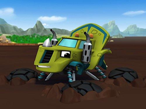 Trucks Mud (Dino Dash)