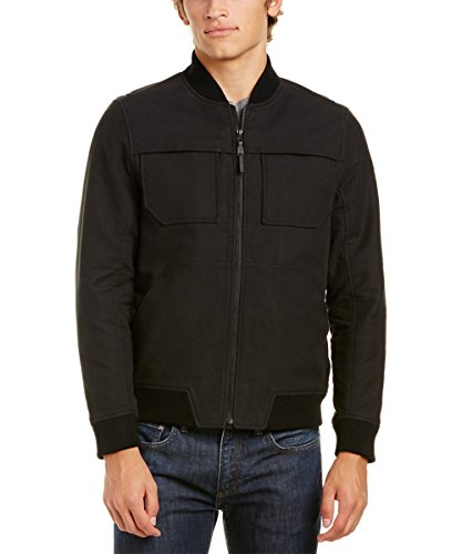 Victorinox Swiss Army Elevation Thermore Ecodown Bomber Jacket (X-Small, Black)