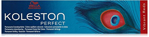 Wella Professionals Koleston Perfect Vibrant Reds Hair Color Color 8/41 (Permanent Creme Haircolor) 2 oz